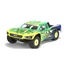TLR 1:10 22SCT 2.0 2WD Short Course Truck Racing Bausatz TLR03003