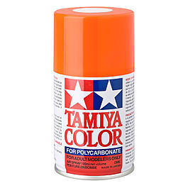 Tamiya PS-62 Pure orange Lexan Spraydose 100ml