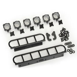 Pro-Line Performance Off-Road Light Bar Kit f. Crawler / Scale Trucks 6085-00