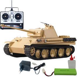 Panzermodell - Panther Ausführung G 1:16 Rauch und Sound Infrarot sand