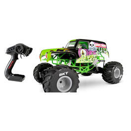 Axial 1:10 SMT10 Grave Digger 4WD Monster Truck 2,4 GHz RTR Set AX90055