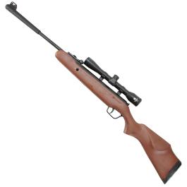 Luftgewehre - Stoeger X5 Combo Luftgewehr Holzschaftinkl. Zielfernrohr Kal. 4,5mm Diabolo