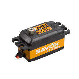 Savöx Digital Servo SC-1251MG Low Profile 9kg / 0.09 bei 6.0V