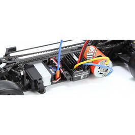 Team Magic 1:10 E4JRII 320 4WD Touring Car 2,4 GHz RTB Set wasserdicht TM507005-320