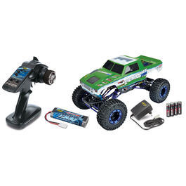 Carson 1:10 X-Crawlee XL Pro 4WD Crawler 2,4 GHz 100% RTR Green Edition 500404068