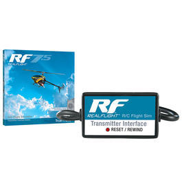 RealFlight 7.5 Flugsimulator Interface Edition (ohne Sender) GPMZ4535