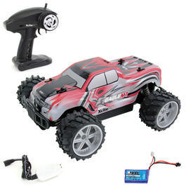 XciteRC 1:16 Eagle Monster Truck 2WD 2,4 GHz 100% RTR Set rot 30507100