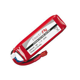 ElectriFly LiPo 11.1V 1000mAh 30C 12Wh T-Stecker GPMP0830