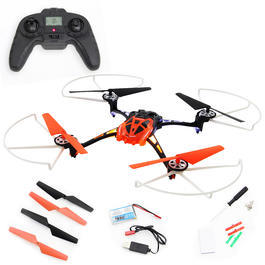XciteRC Rocket 250 3D Quadrocopter 4-Kanal 2,4 GHz RTF orange 15013110