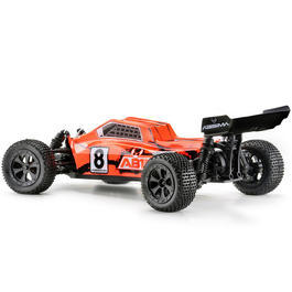Absima 1:10 Hot Shot AB1BL 4WD BL Buggy 2,4 GHz RTR neonrot 12210