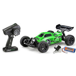 Absima 1:10 Hot Shot AB1 4WD Brushed Buggy 2,4 GHz RTR neongr�n 12201