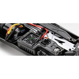 Absima 1:10 Hot Shot AT1BL 4WD BL Truggy 2,4 GHz RTR neonrot 12211