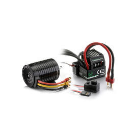 Absima 1:10 Thrust BL 10 Turn Brushless Combo Set 2120001