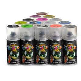 Absima Paintz Lexan Spraydose 150ml Silber Flakes 3500030