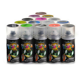 Absima Paintz Lexan Spraydose 150ml Metallic Blau 3500032