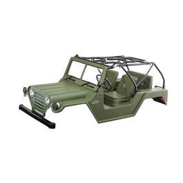 Military Shop - Killerbody 1:10 Polycarb. Karosserie Warrior oliv matt RTU all-in lackiert KB48446