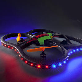 Rayline X30L Intruder XXL Quadrocopter 4-Kanal 2,4 GHz RTF Set - LED-Edition