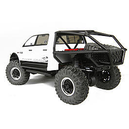 Axial 1:10 Polycarbonate Karosse Dodge RAM 2500 Power Wagon 2015 komplett AX31132