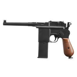 Blowback - Legends C96 CO2 Pistole 4,5 mm BB blowback