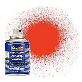 Revell Acryl Spray Color Sprühdose Leuchtorange matt 100ml 34125