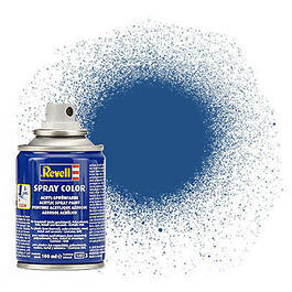 Revell Acryl Spray Color Sprühdose Blau matt 100ml 34156