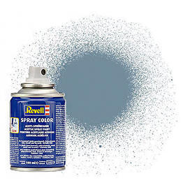 Revell Acryl Spray Color Sprühdose Grau matt 100ml 34157