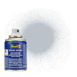 Revell Acryl Spray Color Sprühdose Aluminium metallic 100ml 34199