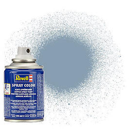Revell Acryl Spray Color Sprühdose Grau seidenmatt 100ml 34374