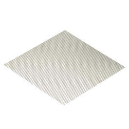 Killerbody 1:10 Edelstahl Platte / Gitter Type Diamond 100 x 100mm KB48272