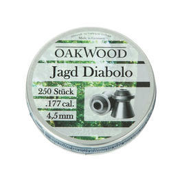 Oakwood Jagd Diabolo Kal. 4,5mm 250 St�ck
