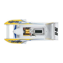 Aquacraft U-16 Miss Seattle Brushless Hydroplane 2,4 GHz RTR Set AQUB1822