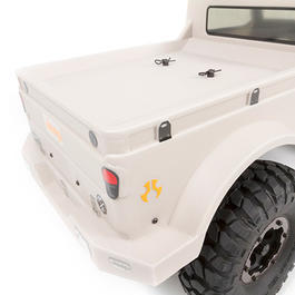 Axial 1:10 Polycarbonate Karosserie Jeep NuKizer Concept komplett AX31267