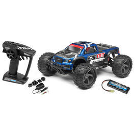 Maverick 1:18 iON MT 4WD Elektro Monster Truck 2,4 GHz RTR Set MV12809