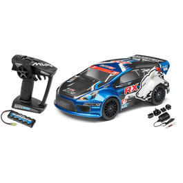 Maverick 1:18 iON RX 4WD Elektro Rally Car 2,4 GHz RTR Set MV12805