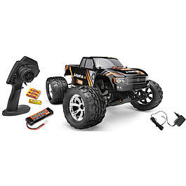 HPI 1:10 JumpShot MT 2WD Monster Truck 2,4 GHz 100% RTR Set H115116