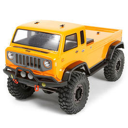 Axial 1:10 Polycarbonate Karosserie Jeep Mighty FC Concept komplett AX31268