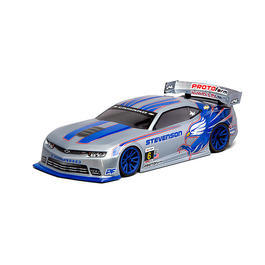 Protoform 1:10 Lexan Karosserie Chevrolet Camaro Z/28 190mm Regular 1544-30