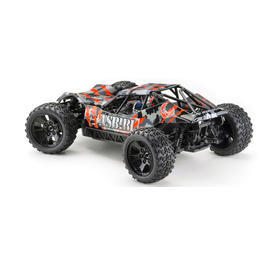 Absima 1:10 ASB1BL 4WD Brushless Sand Buggy 2,4 GHz RTR rot 12212