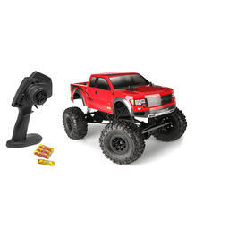 HPI 1:10 Crawler King Ford Raptor 4WD 2,4 GHz 100% RTR Set 115118