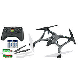 Dromida Vista UAV Quadrocopter 4-Kanal 2,4 GHz 100% RTF Set weiss DIDE03WW