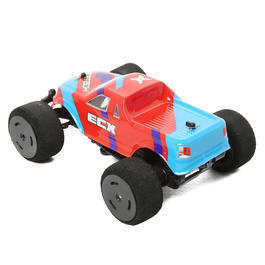 ECX 1:36 BeatBox V2 2WD Monster Truck 2,4 GHz 100% RTR Set ECX00021