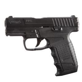 Walther Luftpistolen - Walther Luftpistole PPS 4,5 mm SBB CO2 schwarz