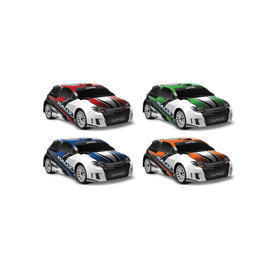 LaTrax 1:18 Rally 4WD Rally Car 2,4 GHz 100% RTR Set wasserdicht TRX75054-1