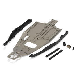 TLR 22-4 LiPo Shorty Chassis Conversion Kit komplett TLR338002
