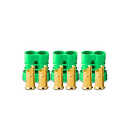 Castle Creations 6.5mm Polarized Connector Goldbuchsen Set (3 Sets) CSE011006900