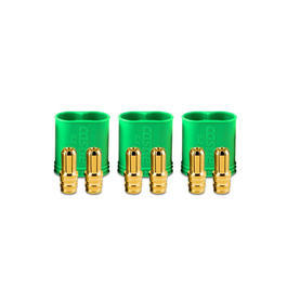 Castle Creations 6.5mm Polarized Connector Goldstecker Set (3 Sets) CSE011006800