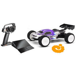 Hot Bodies 1:32 Micro Q32 D8T 2WD Truggy 2,4 GHz RTR Set - Tessmann Edition HB115124