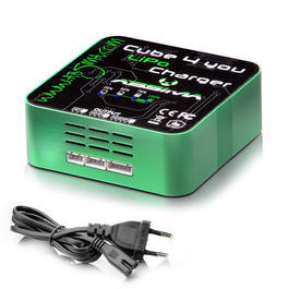 Absima Cube 4 You Charger LiPo Ladeger�t 2S - 4S 230V 4000030