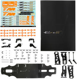 Team Magic E4RS III+ Upgrade Kit für TM E4RS III Chassis TM507009