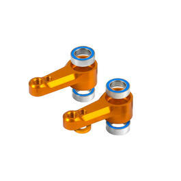 XRAY T4 Tuning Aluminium Lenkung Set orange 302525